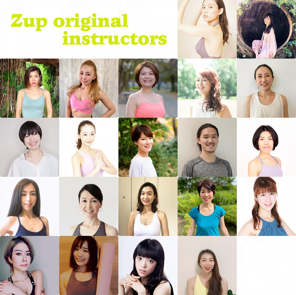 Zup original instructors