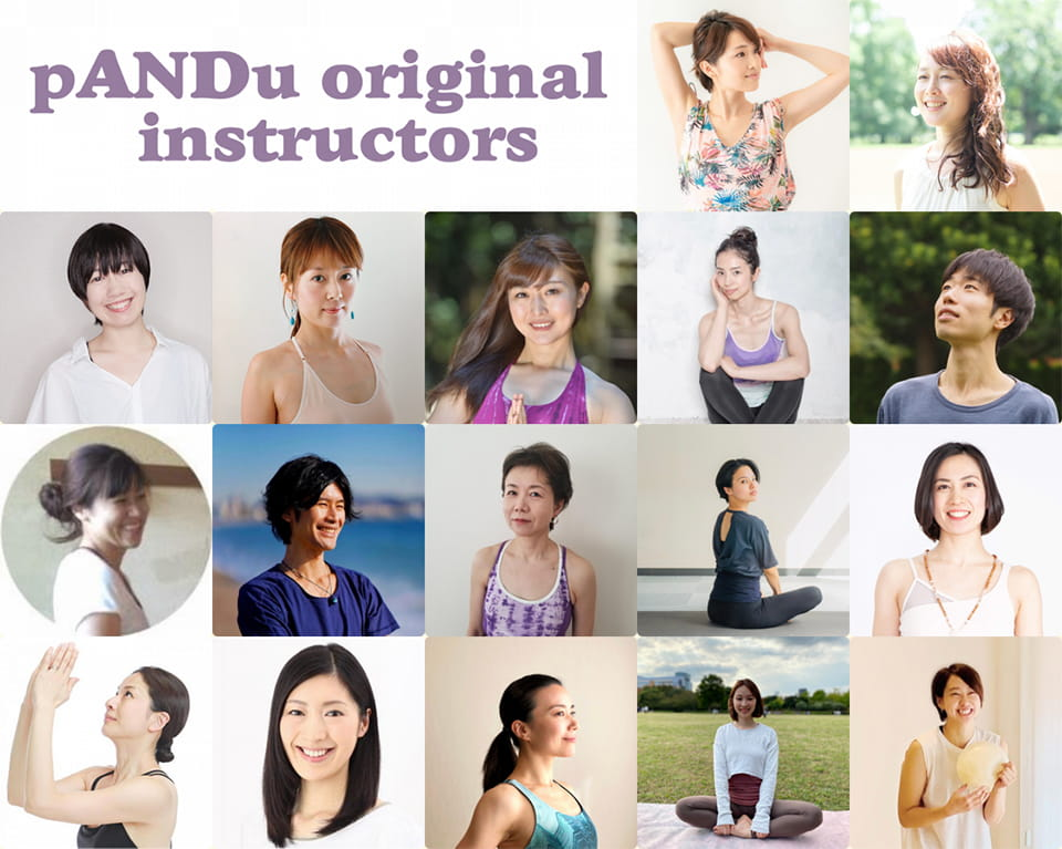 pANDu original instructors